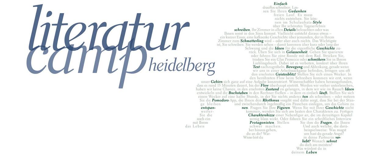 Das Literaturcamp Heidelberg 2018 – einRückblick