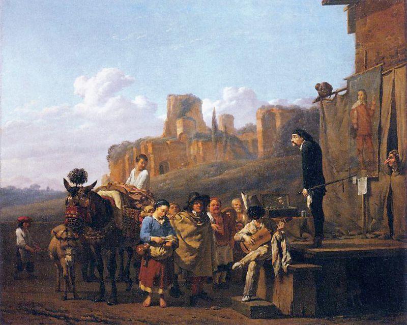 Karel_Dujardin_-_Les_Charlatans_italiens