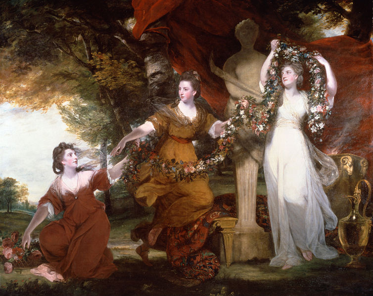754px-Sir_Joshua_Reynolds_-_Three_Ladies_Adorning_a_Term_of_Hymen_-_Google_Art_Project